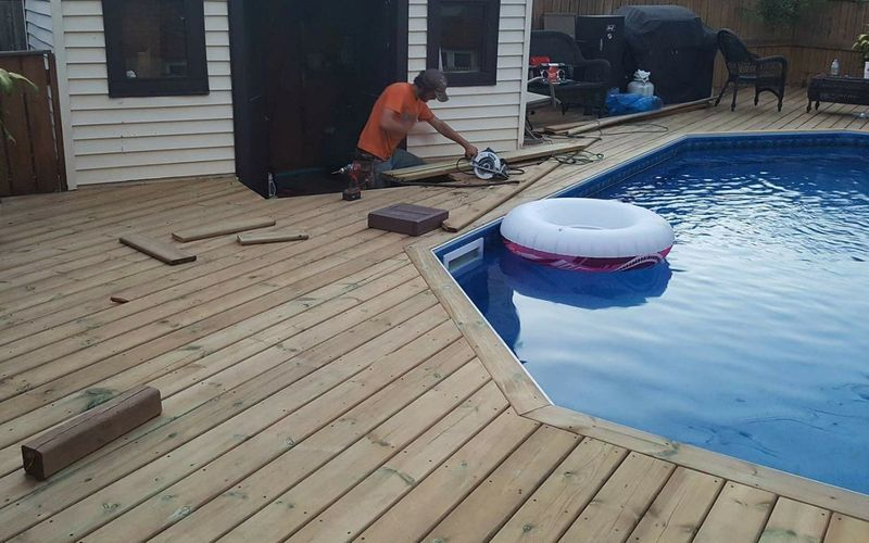 Landscaping Contractors Geard 4 Decks - Decks - Tillsonburg, ON image